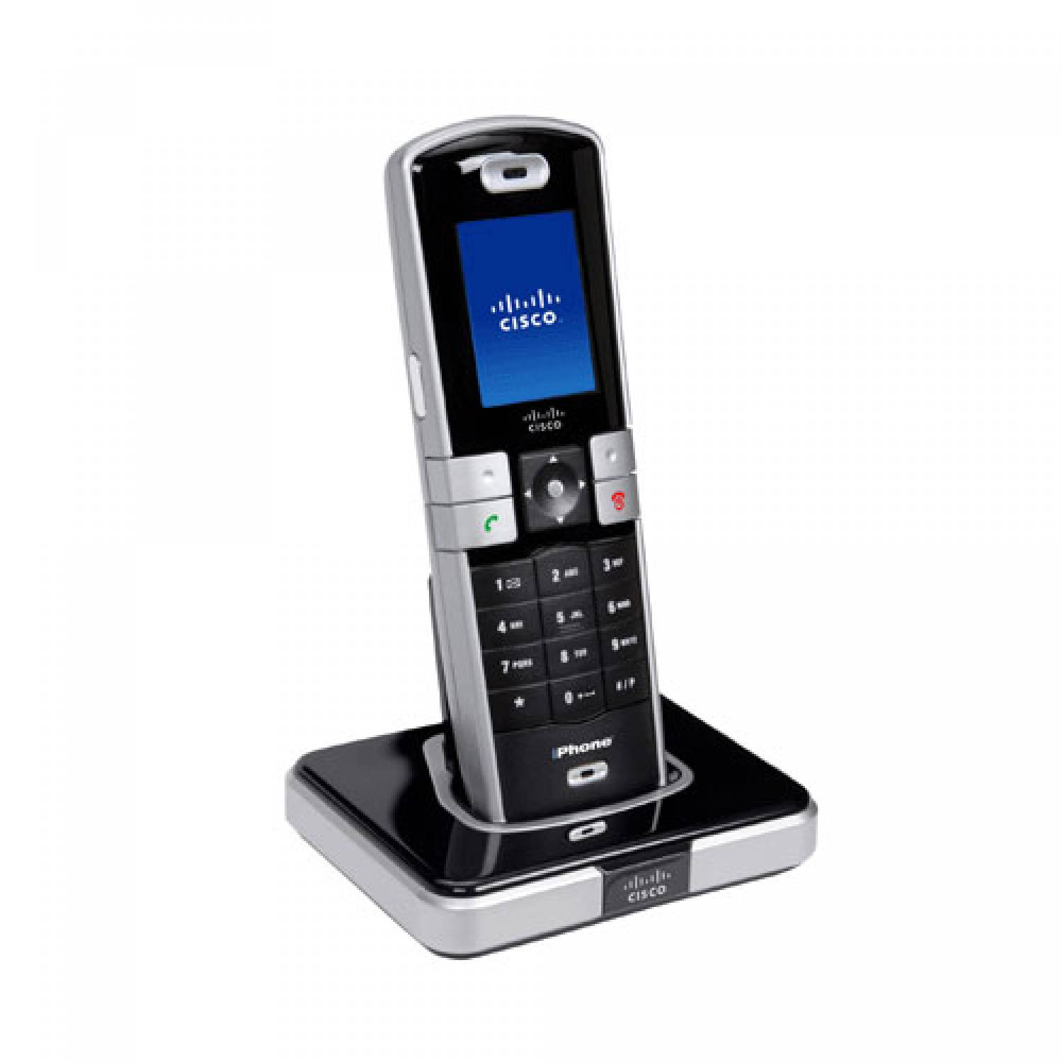 Cisco WiFi SIP Phone